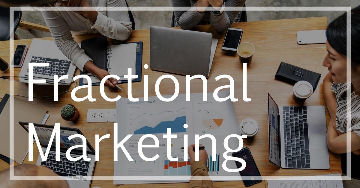 fractional marketing