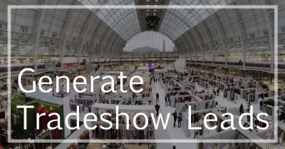 generate trade show leads