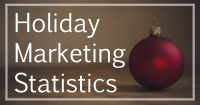 holiday marketing statistics
